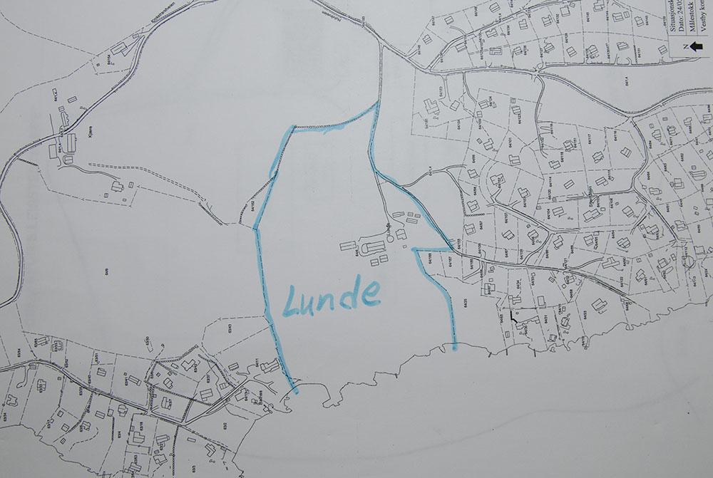 Oversikt1, Lunde leirsted Foto-Tone Skramstad Brække